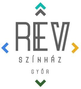 RÉV színház logó